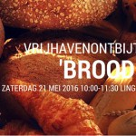 21 MEI 2016 VRIJHAVENONTBIJT DIALOOG 'BROOD & DELEN'