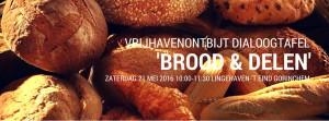 Vrijhavenontbijt dialoog Brood & Delen