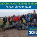 23 maart 2019 Schoonmaakactie Woelse Waard Gorinchem